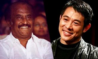 Jet Li to debut in Tamil with Superstar Rajinikanth