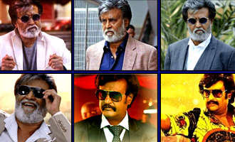 Superstar Rajinikanth's dashing Kabali Costumes - A Special Photo Feature