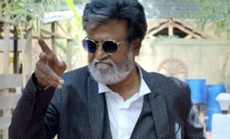 Young actor reunites with Superstar Rajinikanth after four years