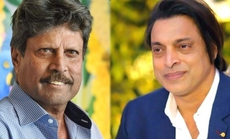 Kapil Dev reject Aktar idea for corona relief fund