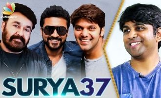 SURIYA 37 : The Reason for Multi Star Cast : Kabilan Vairamuthu Interview