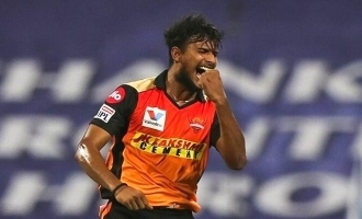 T Natarajan was my IPL 2020 hero, praises this legendary cricketer!