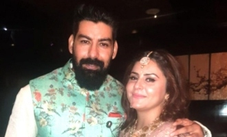 Ajith villain Kabir Duhan Singh gets engaged