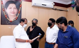 TN Minister's strong official statement on movie shootings!