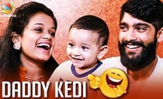 Kadi Mannan Daddy Kedi Family Interview