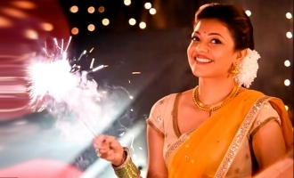 Kajal Aggarwal urges to support local business after corona crisis!