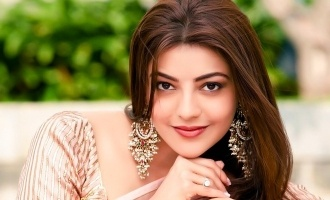 Kajal Aggarwal's lovely message!