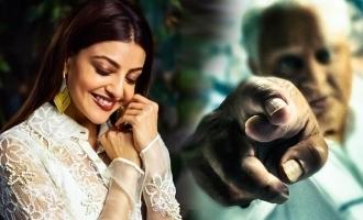 'இந்தியன் 2' படப்பிடிப்பு எப்போது? காஜல் அகர்வால் தகவல்