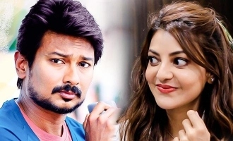Did Kajal Aggarwal walk out of Udhayanidhi Stalin film for the second time?