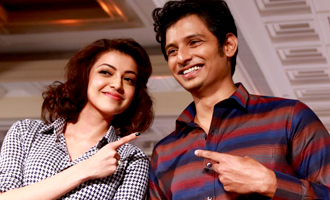 Anams Man & Barakah Spring Summer 2016 Collection With Showstoppers Jiiva and kajal Agarwal