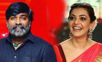 Vijay Sethupathi and Kajal Agarwal in a super hit sequel?