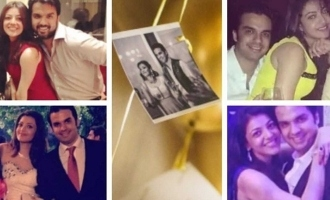 Kajal Aggarwal - Gautam Kitchlu's old romantic photos turn viral!
