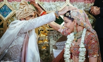 Kajal Aggarwal honored South Indian tradition in her wedding