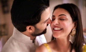 Did you know what Kajal Aggarwal's husband did after failing to spend quality time with her
