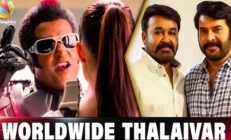Mohanlal & Mammootty's Appreciation for 2.0 : Kalabhavan Shajohn Interview