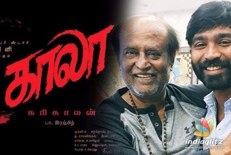 Dhanush asks not to believe rumors about Superstar Rajinis Kaala