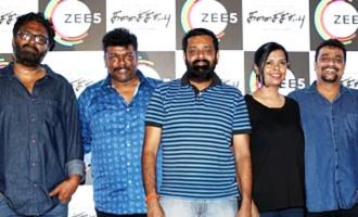 Celebs at 'Kallachirippu' Screening Event