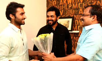 Audio of Nandha's 'Kallattam' launched by Karthi