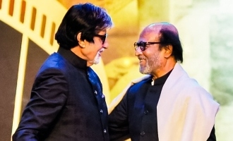 Amitabh Bachchan in biopic of adopted father of Rajnikanth!