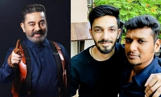 Lokesh and Anirudh calculation about Kamal Hassan cinema travel