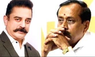 H Raja says about Kamal Hassan in a interview