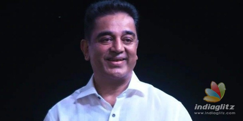 Kamal Haasan pairing up with actress 40 years younger to him?