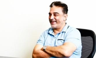 கமல்ஹாசனை சந்தித்த பிரபல மே.இ.தீவுகள் கிரிக்கெட் வீரர்!