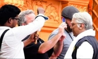 'Indian 2' shooting resumes without Kamal and Shankar