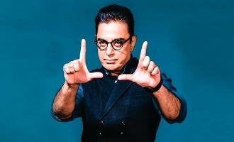 Kamal Haasan begins Big project!