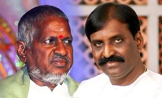 Breaking! Vairamuthu wants Ilayaraja to be honored