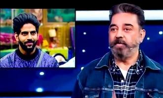 Biggboss Tamil season 4 Kamal advise to Balaji