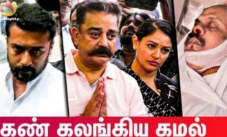 Kamal Haasan stays till last rites completed for Crazy Mohan