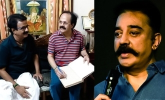 Kamal Haasan's words of support to Crazy Mohan's brother!
