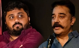 Kamal Haasan's strong reply to K.E.Gnanavelraja