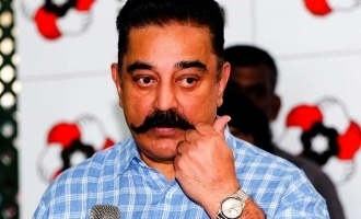 Kamal Haasan stopped by police!