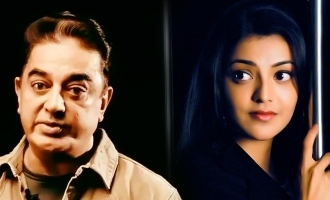 Kamal Kajal escaped in Indian 2 accident