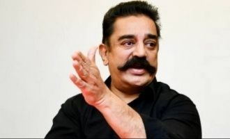 Kamal expresses his views on Karunas controversy