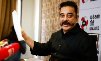 Kamal Haasan demands election ban in Vellore!