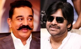Kamal Haasan and Pawan Kalyan meet in Chennai today
