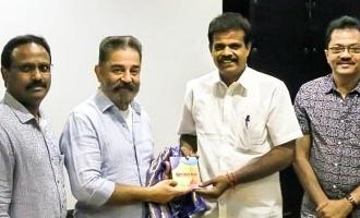 PT Selvakumar kalappai makkal iyakkam alliance with Kamal Hassan party