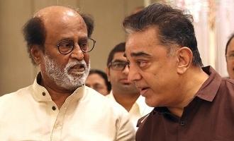 Rajnikanth opens up on Kamal's election performance!