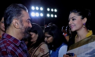 Sanam Shetty lashes out at Kamal Hassan's MNM party members!
