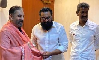 உருவாகிறது புதிய கூட்டணி: கமல்ஹாசன் - சரத்குமார் சந்திப்பு!