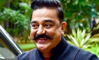 Kamal Haasan's heroine trolls CM Edappadi Palanisamy!
