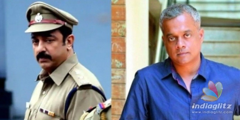 GVM signs top heroine as Kamals pair for the first time?