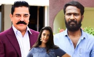 Actress Kasthuri reacts to the unexpected combo of Kamal Hassan and Vetrimaaran