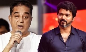 Kamal's opinion on Vijay's 'Bigil' audio launch speech