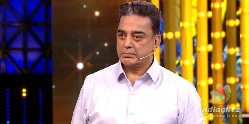 What! Kamal Haasan trapped in a Bigg Boss 3 short film?