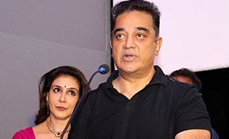 Lizzy didn't know a word in Tamil before, but is excellent now : Kamal Hassan