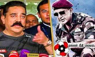 Kamal Clarifies About Political Video in Vishwaroopam 2